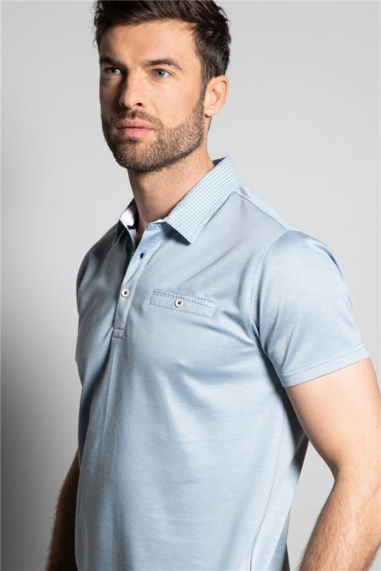 Polo shirt PERAN Man S20210 (51340) - DEELUXE-SHOP