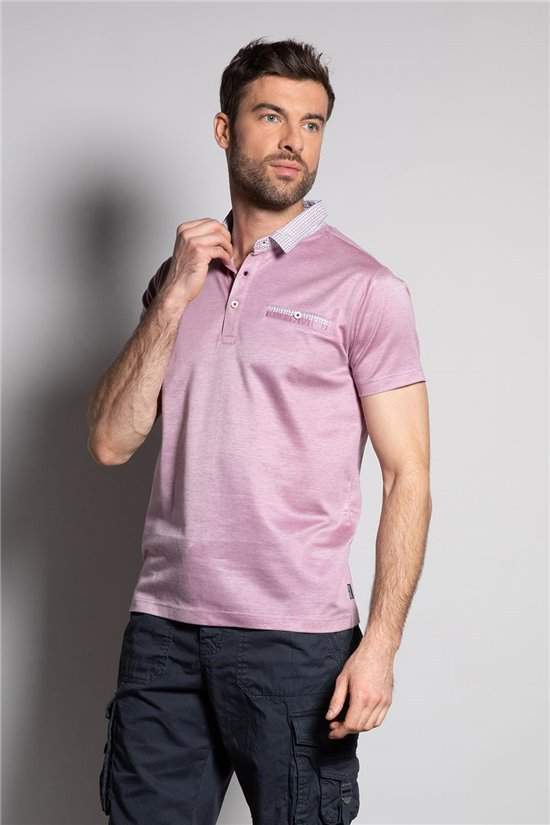 Polo shirt Polo shirt PERAN Man S20210 (51340) - DEELUXE-SHOP