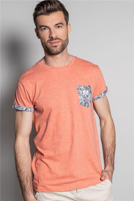 T-Shirt SHAMAR Homme S20195 (51347) - DEELUXE