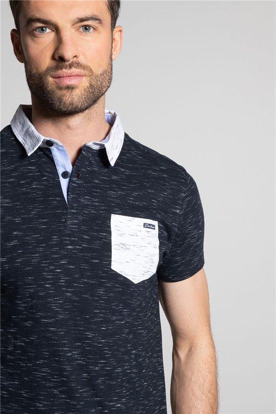 Polo shirt Polo shirt ELIJAH Man S20211 (51382) - DEELUXE-SHOP