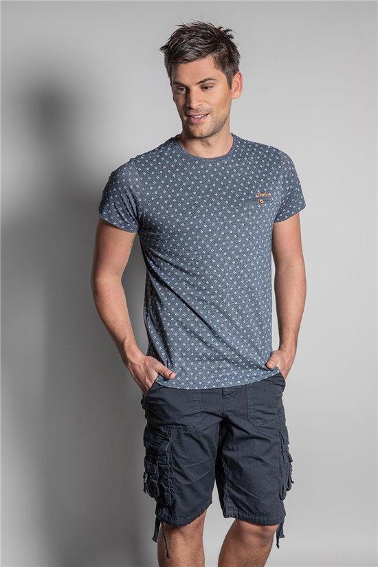 T-Shirt PASEO Homme S20102 (51416) - DEELUXE