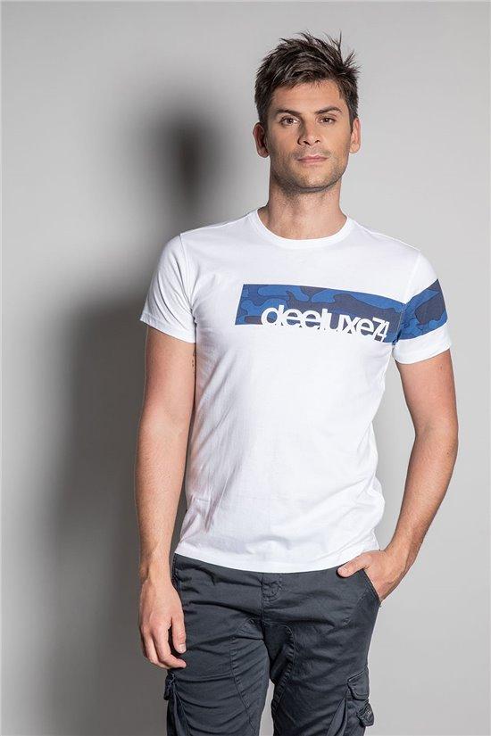 T-Shirt GABLES Homme S20179 (51518) - DEELUXE