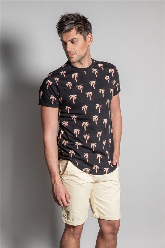 T-Shirt HEMA Homme S20119 (51527) - DEELUXE