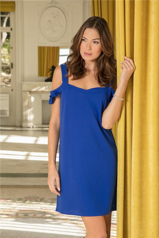 Dress Dress GABRIELLE Woman S20215W (51543) - DEELUXE-SHOP