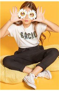 Pant ELIDA Girl S20725G (51644) - DEELUXE-SHOP