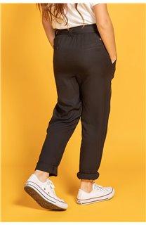 Pant ELIDA Girl S20725G (51646) - DEELUXE-SHOP