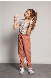 Pant ELIDA Girl S20725G (51649) - DEELUXE-SHOP