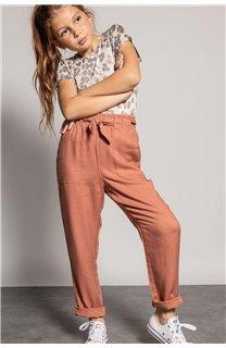 Pant ELIDA Girl S20725G (51652) - DEELUXE-SHOP