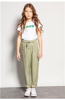 T-shirt MOOD Girl S20136G (51668) - DEELUXE-SHOP