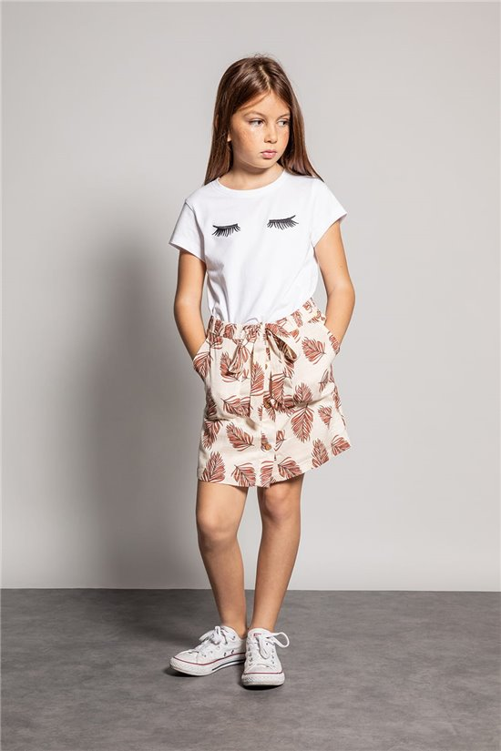 T-shirt CILIA Girl S20122G (51678) - DEELUXE-SHOP