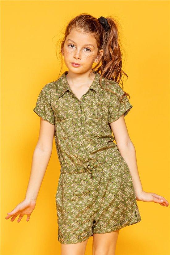 Jumpsuit AMEDINE Girl S20754G (51690) - DEELUXE-SHOP
