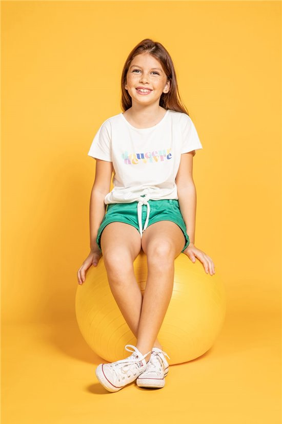 T-shirt GLADYS Girl S20127G (51693) - DEELUXE-SHOP