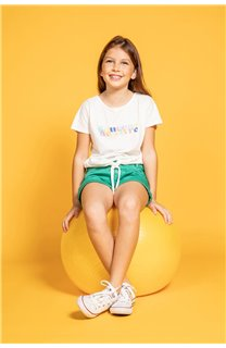 T-shirt GLADYS Girl S20127G (51693) - DEELUXE-SHOP