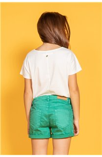 T-shirt GLADYS Girl S20127G (51696) - DEELUXE-SHOP