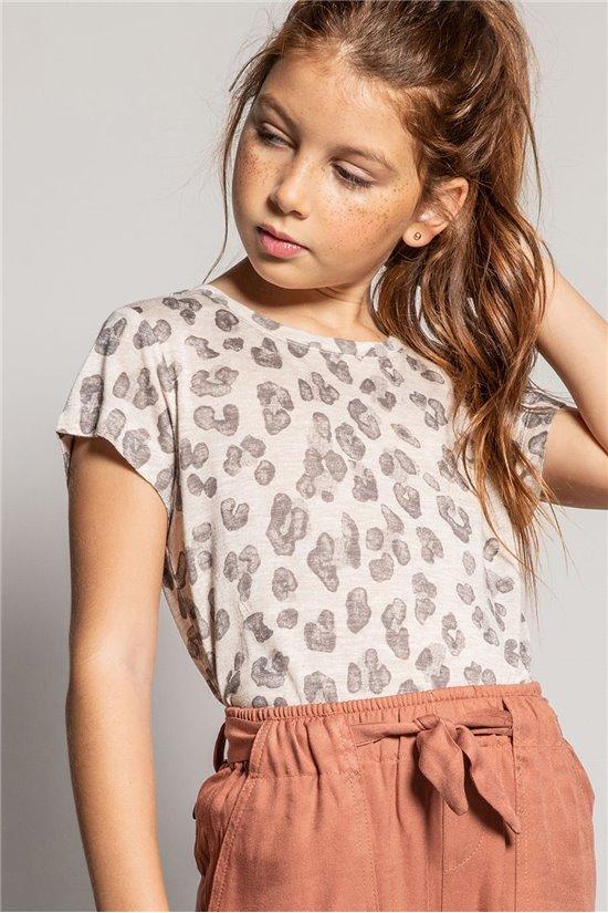T-shirt JEANNE Girl S20110G (51702) - DEELUXE-SHOP