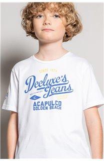T-shirt T-shirt EIGHTISON Boy S20131B (51758) - DEELUXE-SHOP