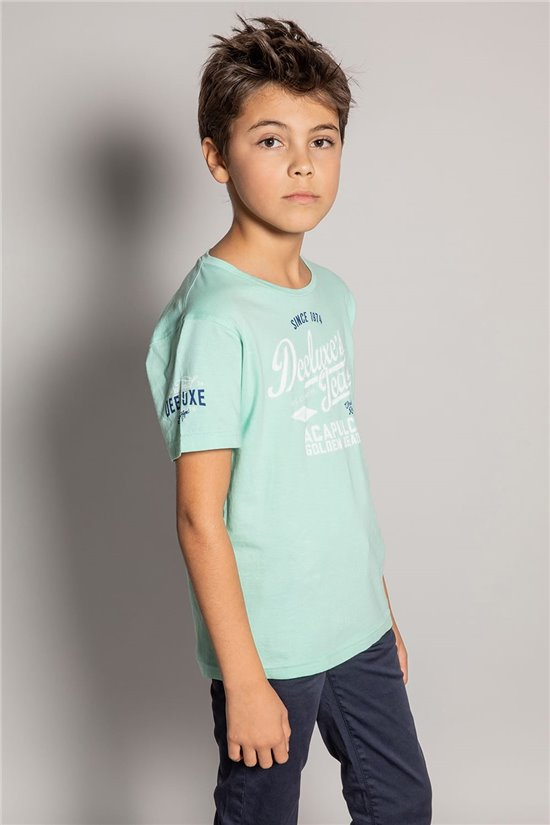 T-shirt T-shirt EIGHTISON Boy S20131B (51759) - DEELUXE-SHOP