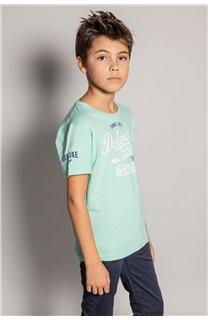 T-shirt T-shirt EIGHTISON Boy S20131B (51759) - DEELUXE-SHOP