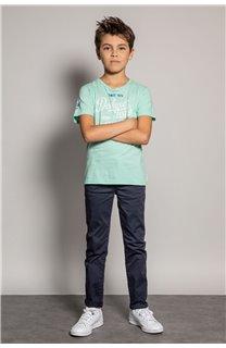T-shirt T-shirt EIGHTISON Boy S20131B (51760) - DEELUXE-SHOP