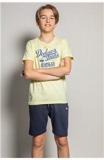 T-shirt T-shirt EIGHTISON Boy S20131B (51764) - DEELUXE-SHOP
