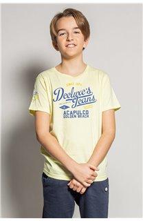 T-shirt T-shirt EIGHTISON Boy S20131B (51766) - DEELUXE-SHOP