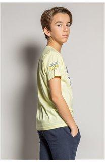 T-shirt T-shirt EIGHTISON Boy S20131B (51767) - DEELUXE-SHOP