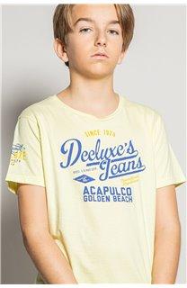 T-shirt T-shirt EIGHTISON Boy S20131B (51768) - DEELUXE-SHOP