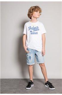 T-shirt T-shirt EIGHTISON Boy S20131B (51770) - DEELUXE-SHOP
