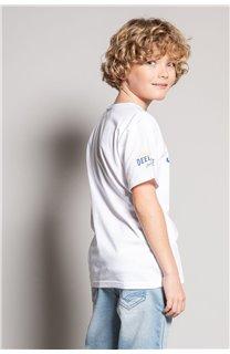 T-shirt T-shirt EIGHTISON Boy S20131B (51772) - DEELUXE-SHOP