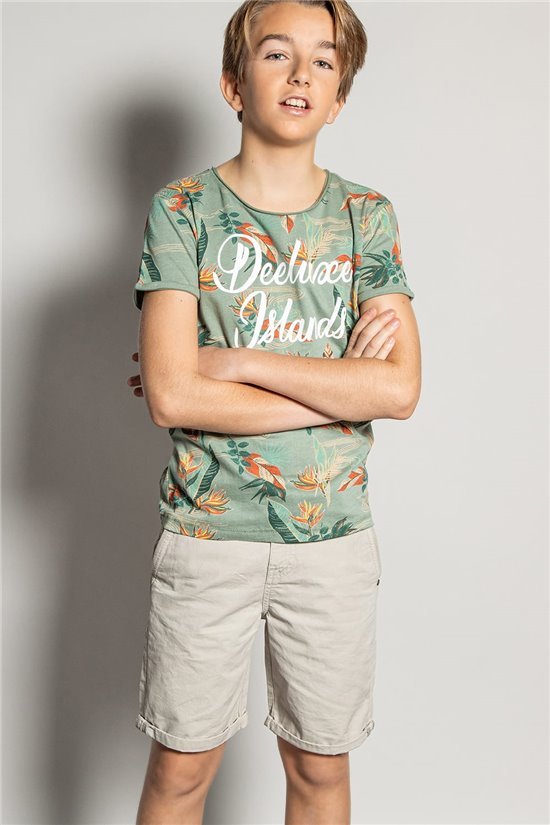 T-shirt T-shirt FRESH Boy S20156B (51788) - DEELUXE-SHOP