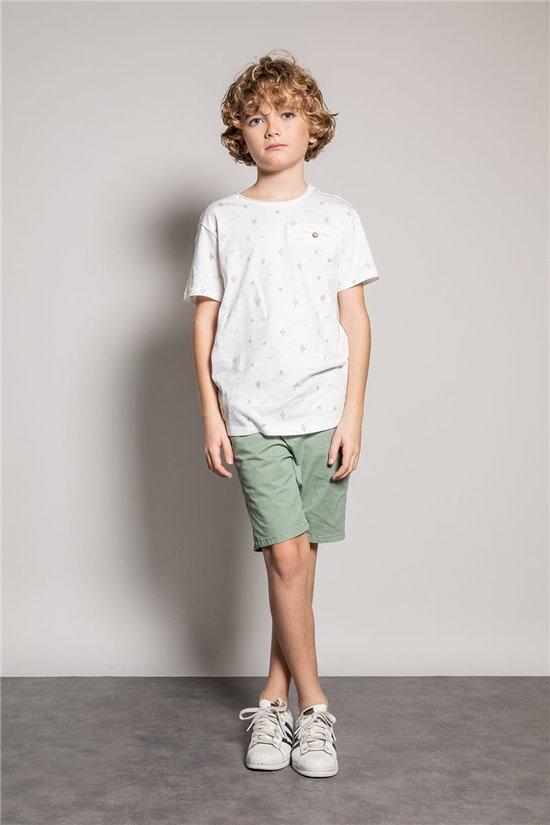 T-shirt T-shirt MEXICO Boy S20113B (51804) - DEELUXE-SHOP