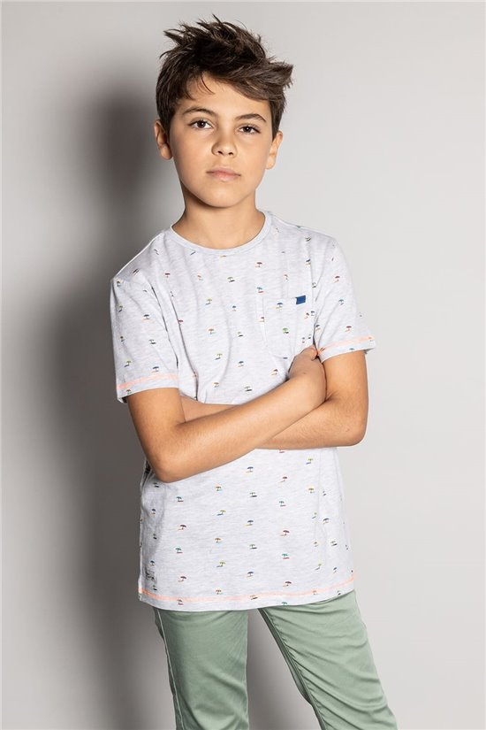 T-shirt SUNSHADE Boy S20153B (51874) - DEELUXE-SHOP