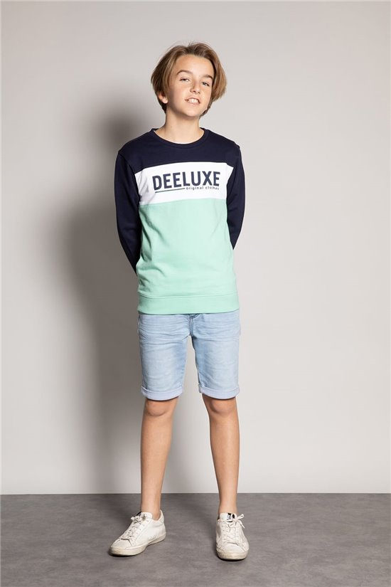 Sweatshirt LAWFORD Boy S20521B (51923) - DEELUXE-SHOP