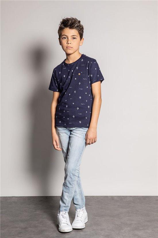 Jean JEANS CARLOS Boy JJ8004B (51983) - DEELUXE-SHOP