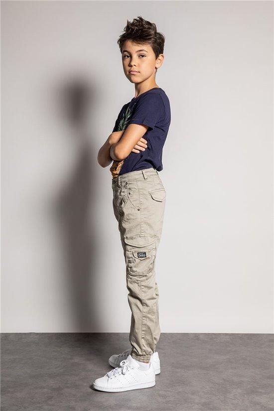 Pant TROUSERS GARDEN Boy S207017B (51998) - DEELUXE-SHOP