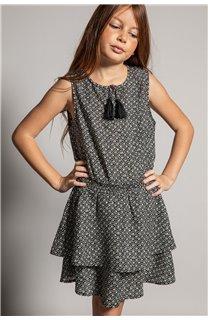 Dress JAZZ Girl S20204G (52028) - DEELUXE-SHOP