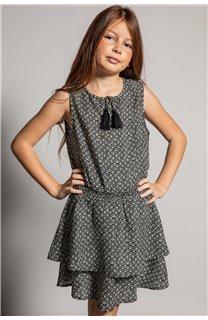 Dress JAZZ Girl S20204G (52029) - DEELUXE-SHOP