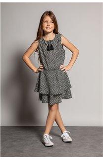 Dress JAZZ Girl S20204G (52030) - DEELUXE-SHOP
