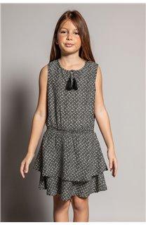 Dress JAZZ Girl S20204G (52031) - DEELUXE-SHOP
