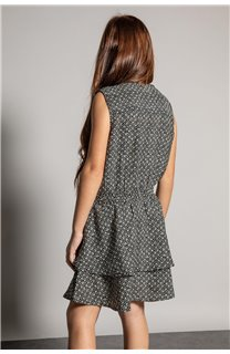 Dress JAZZ Girl S20204G (52032) - DEELUXE-SHOP
