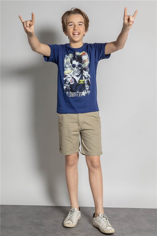 T-shirt T-shirt MAVERICKER Boy S20198B (52059) - DEELUXE-SHOP