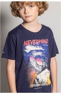 T-shirt DANDITO Boy S20138B (52139) - DEELUXE-SHOP