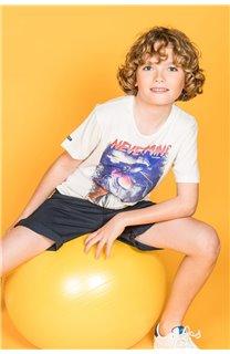 T-shirt DANDITO Boy S20138B (52140) - DEELUXE-SHOP