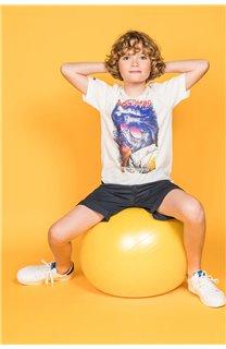 T-shirt DANDITO Boy S20138B (52141) - DEELUXE-SHOP