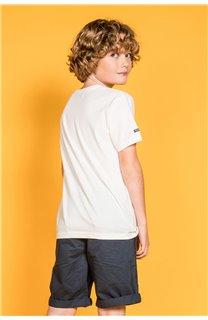 T-shirt DANDITO Boy S20138B (52143) - DEELUXE-SHOP