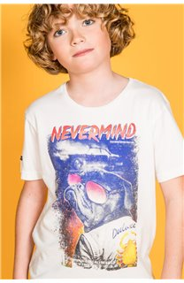 T-shirt DANDITO Boy S20138B (52144) - DEELUXE-SHOP