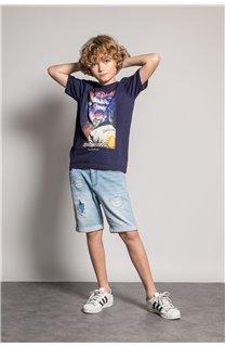 T-shirt DANDITO Boy S20138B (52147) - DEELUXE-SHOP