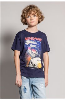 T-shirt DANDITO Boy S20138B (52148) - DEELUXE-SHOP