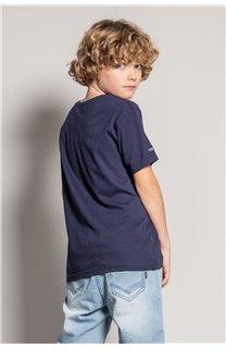 T-shirt DANDITO Boy S20138B (52149) - DEELUXE-SHOP