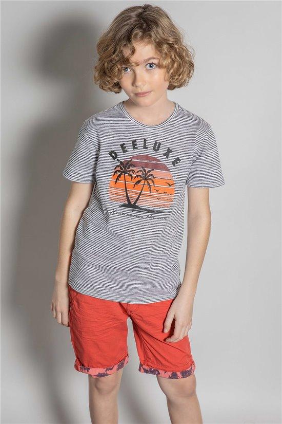 T-shirt T-shirt BAKA Boy S20122B (52180) - DEELUXE-SHOP